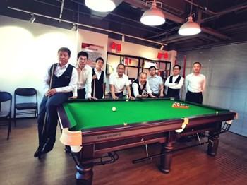 以优良品质,击打新生活——第四届京平台球争霸赛活动圆满结束