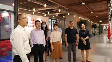北京市律师协会领导莅临京平所考察指导工作