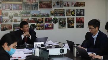 """北京京平律师事务所举行第二十二期""""模拟法庭""""活动"""