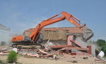 认定为违章建筑就可以强行拆除吗?