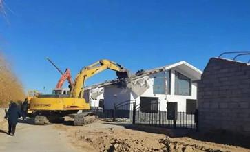 农村房子什么情况下会被认定成违法建筑?