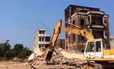 房屋被强制拆除后向行政机关提出赔偿请求被拒绝该怎么办?