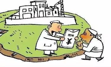 国家坚决制止租农民的地进行工程建设以租赁代替征收的违法行为