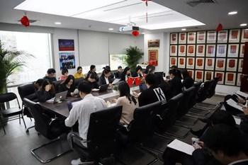 """北京京平律师事务所举行第十七期""""模拟法庭""""活动"""
