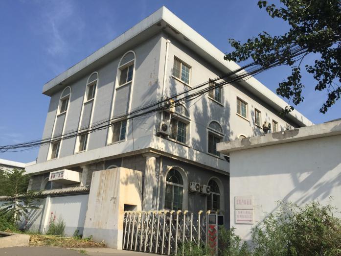 北京农村住宅 欧式别墅